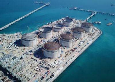 Al-zour Lng Import Project