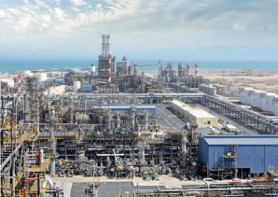 Skikda Refinery Rehabilitation And Adaptation Project