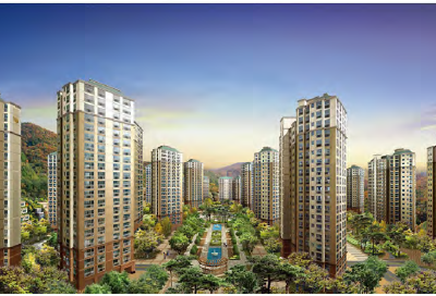Namyangju Hopyeong Dongyang Paragon Apartment New Construction