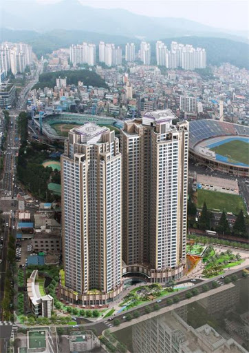 Suwon Songjuk-dong residential-commercial new construction